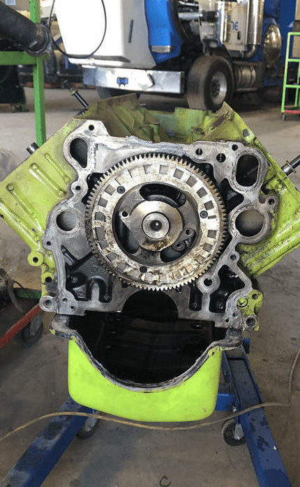 BDI Engine Truck Repair
