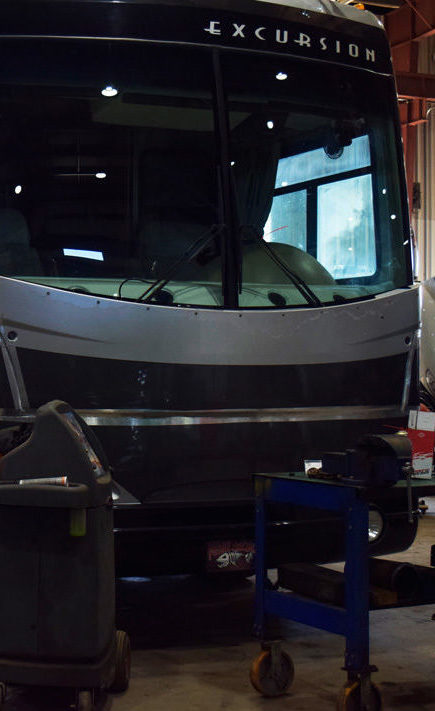 BDI Motorhome Calgary Services