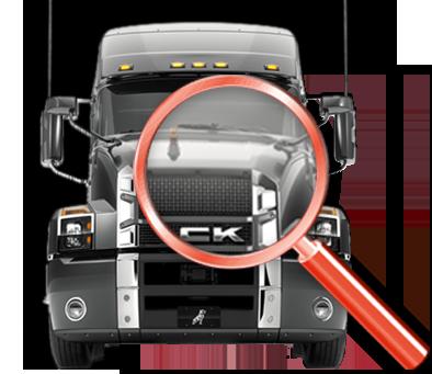 BDI CVIP Inspection Truck